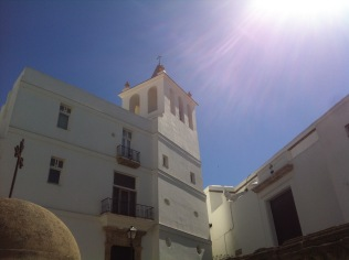 Cadiz, old cathedral